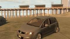 Suzuki SX4 Sport Back