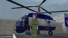 Ka-27 for GTA San Andreas