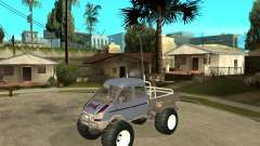 GAS KeržaK (Swamp Buggy) for GTA San Andreas
