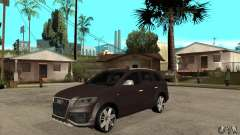AUDI Q7 V12 V2 for GTA San Andreas