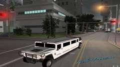 HUMMER H1 limousine
