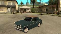 Perenial Coupe for GTA San Andreas