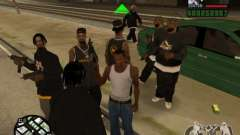 Call of Homies for GTA San Andreas