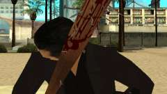 Bloody bits with nails HD for GTA San Andreas