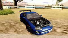 Toyota Supra Drift Edition for GTA San Andreas