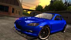 Mazda RX-8 Varis Custom for GTA San Andreas