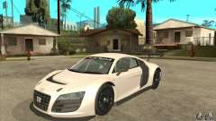 Audi R8 LMS v1 for GTA San Andreas