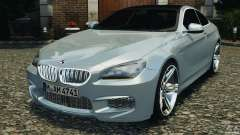 BMW M6 Coupe F12 2013 v1.0