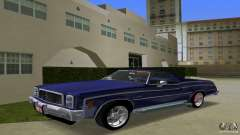 Chevrolet El Camino Idaho for GTA Vice City