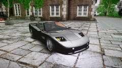 Coquette FBI car for GTA 4