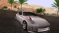 Nissan 350Z Nismo S-Tune for GTA San Andreas
