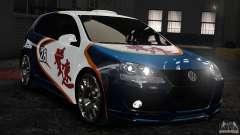 Volkswagen Golf V GTI Blacklist 15 Sonny v1.0 for GTA 4
