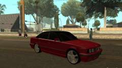 BMW 540i E34 for GTA San Andreas