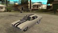 1969 Chevrolet Nova ProStreet Dragger