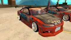 Nissan Silvia S15 Ms Sports for GTA San Andreas