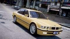 BMW 750i v1.5 for GTA 4