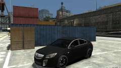 Opel Insignia OPC BETA for GTA 4