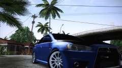 Mitsubishi Lancer Evolution Drift Edition