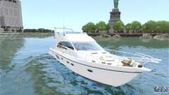 Luxury Yacht for GTA 4