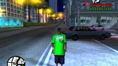 50 cent Skin for GTA San Andreas