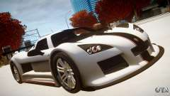 Gumpert Apollo Sport KCS Special Edition v1.1 for GTA 4