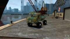 UAZ Goliath Prototype