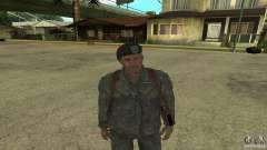 Shepard of CoD MW2