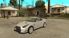 Nissan GT R Shift 2 Edition