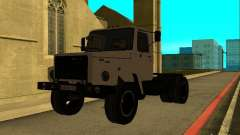 GAZ 3309 tractor for GTA San Andreas