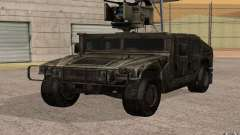 Hummer H1 from Battlefield 3 for GTA San Andreas