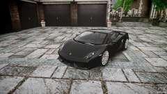 Lamborghini Gallardo LP560-4 серый for GTA 4