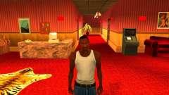 Brothel Cj v1.0 for GTA San Andreas