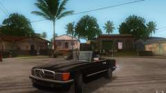 Mercedes-Benz 350 SL Roadster for GTA San Andreas