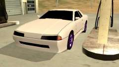New Elegy v.1 for GTA San Andreas