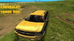 Chevrolet Tahoe 2011 for GTA Vice City