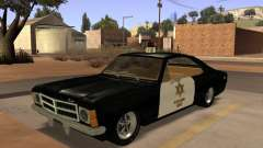 Chevrolet Opala Police for GTA San Andreas