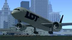 Boeing 787-9 LOT Polish Airlines for GTA San Andreas