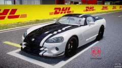 Dodge Viper SRT-10 ACR 2009 v2.0 [EPM]