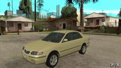 MAZDA 626 GF Sedan for GTA San Andreas