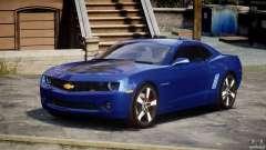 Chevrolet Camaro v1.0 for GTA 4