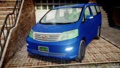 Toyota Alphard 2007