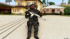 Salazar from CoD: BO2