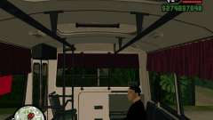 Ability to sit for GTA San Andreas