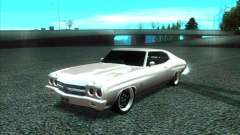 Chevrolet Chevelle SS Domenic from FnF 4 for GTA San Andreas