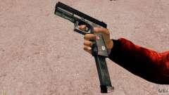 Glock 18 Akimbo (black/grey)