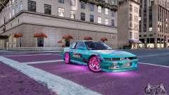 Nissan Silvia S13 Drift Works