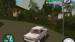 ZAZ 968 for GTA Vice City