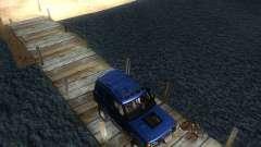 Landrover Discovery 2 Rally Raid