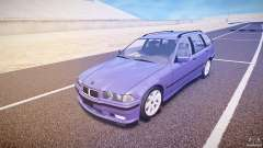 BMW 318i Touring for GTA 4