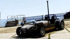 Caterham Superlight R500 v1.0 for GTA 4